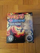 Naruto Ninja Storm 4 Vinyl Figure Gold Ebgames/Gamestop Exclusive Golden Bundle