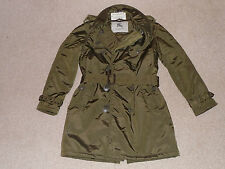 NEW BURBERRY  DOUBLE PADDED UNISEX TRENCH COAT.