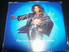 Gwen Dickey (Rose Royce) One too Many Heartaches Remixes CD Single