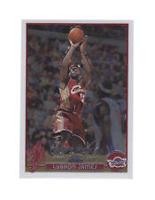 2003 - 2004 Topps Chrome LeBron James Cleveland Cavaliers #111 Basketball Card