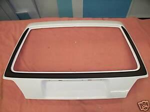 boot tailgate vinyl decal for VW Golf Mk2 GTI G60 8V 16V - SPECIAL OFFER