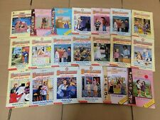 Lot of 10 of The Baby-sitters Club-Little Sister Ann M. Martin Books RANDOM MIX