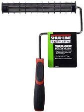 """SHUR-LINE, 9"""", Premium Shur Grip Ergo Paint Roller Frame"""