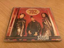 702 - STEELO - 5 TRACK R&B CD SINGLE