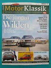 Auto Motor Sport Motor Klassik    Juni 2016    Neu
