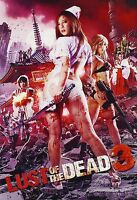 Lust of the Dead 3 NEW DVD