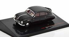 Tatra t600 tatraplan 1950 black ixo clc348n 1/43 metal black black schwarz