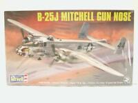 1/48 Revell Monogram B-25J Mitchell Gun Nose Plastic Scale Model Kit Sealed NOS