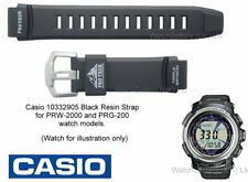 Genuine Casio Watch Strap Band PRW-2000, PRG-200, PRW2000, PRG200 PROTREK Watch