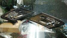 2013+ Scion FRS FR-S Subaru BRZ Toyota GT86 Smoked Side Marker Kit w/ LED Bulbs