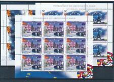 [G357188] Macedonia 2008 good Set of 3 Sheets very fine MNH
