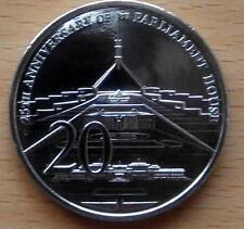 2013 AUSTRALIA PARLIAMENT HOUSE 20 CENT MINT COIN - NOT ISSUED FOR CIRCULATION