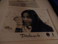 DADAWA - 1 PRESSEFOTO  + PRESSETEXT   (96)