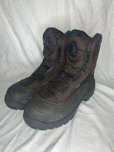 Red Wing Metguard BOA Waterproof Safety 8'' upper Boot ASTMF2413-11 size 8, 9