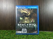 (ASIA ENGLISH VERSION) PSV PS Vita htol #NIQ: The Firefly Diary (*READ*/BN)