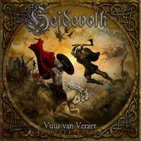 HEIDEVOLK - VUUR VAN VERZET   CD NEW+