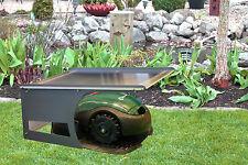 Aktion Robomow RobiPort-RX, Mähroboter Garage Rasenroboter, Mower Dach