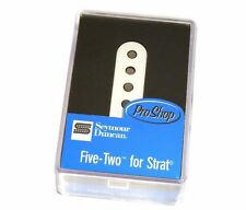 Seymour Duncan SSL-52 Five-Two Pickup For Stratocaster Alnico 5/2 White 11202-50