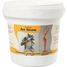 Paverpol Art Stone Powder Moulding Modelling Compound Christmas Decor Craft 300g