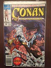 CONAN    (CONAN THE BARBARIAN)(MARVEL) (1970 Series) #241 NEWSSTAND