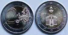 2015 Germany 2 EURO COIN HESSE HESSEN FRANKFURT BU MINT UNC - Mint mark A Berlin
