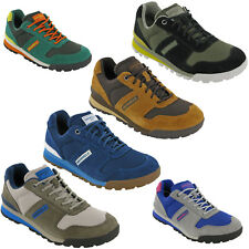 Merrell Solo Trainers Mens Casual Walking Hiking Leather Suede Padded Lace Shoes
