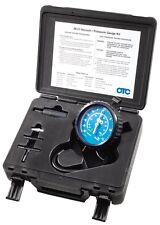 OTC 5613 Vacuum/Pressure Gauge Kit Leak Tester Tool Lines New Free Shipping USA