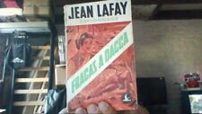 Fracas a Dacca Jean Lafay 1972 Editions du goeland