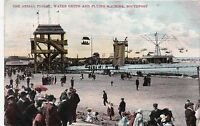 The Aerial Flight, Water Chute & Flying Machine, SOUTHPORT, Lancashire