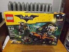 Lego, The Batman Movie, Bane Toxic Truck Attack, Kit #70914, Nib, 2017