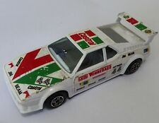 BURAGO 169 BMW M1 Castrol Jim Beam Car
