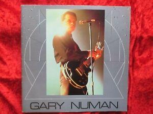 GARY NUMAN  Japan Tour 1980  JAPAN Tourprogramm  Tourbook