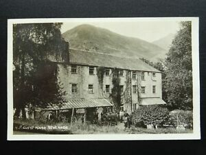 Cumbria CHA Hostel NEWLANDS H.F. Guest House Holiday Fellowship c1930s RP PC