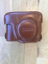 canon G15  Leather Case