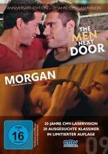THE MEN NEXT DOOR/MORGAN  - WILLIAMS,ROB/AKERS,MICHAEL D.  2 DVD NEU