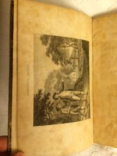 RARE 1795 Scotland's Skaith, Scottish Poetry w/ PLATES, The Wee Thing, 1st ed