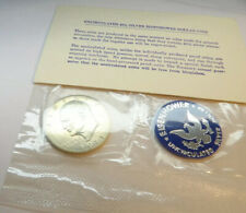 💰 1971-S EISENHOWER SILVER DOLLAR UNCIRCULATED COIN IN ORIGINAL PACKAGING!