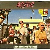 AC/DC - Dirty Deeds Done Dirt Cheap (2003)  CD  NEW  SPEEDYPOST