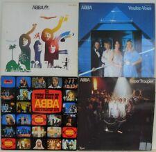 4x Vinyl LP Bundle Sammlung Abba - Very Best Of / Souper Trouper / ABBA / ...