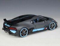 1:18 Scale Bburago Bugatti Chiron Divo Diecast Car Model Vehicle Model