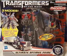 Ultimate Optimus Prime Dark of the Moon Transformers 2011 Highly Detail Figure