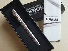 Penna roller feutre MAZZUOLI OFFICINA MICROMETRO brillant / plume pen writing 鋼筆