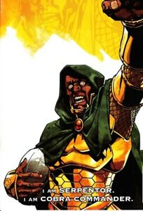 IDW Comics Gi Joe Cobra Volume 2 Issue No 01 Cobra Civil War Cvr B May 2011