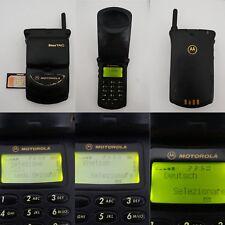 CELLULARE MOTOROLA STARTAC 130 USIM PICCOLA GSM SIM FREE UNLOCKED DEBLOQUE