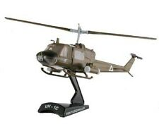 Bell UH-1 Iroquois Huey Helicopter United States Army 114th AHC Vietnam Diecast