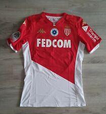 Maillot porté Guillermo MARIPAN Monaco France Ligue 1 match worn shirt Bleuets