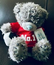 Me To You Bear Tatty Teddy Blue Nose Collectors Item PLUSH BEAR