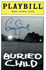 Gary Sinise Signed Buried Child Authentic Autographed Playbill PSA/DNA #Z13869