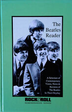 BEATLES - BEATLES READER - ROCK & ROLL REMEMBRANCES SERIES - 1984 HARDBACK