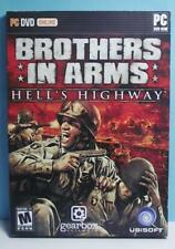 Brothers in Arms Hell's Highway PC Shooter Original DVD Case Version Complete